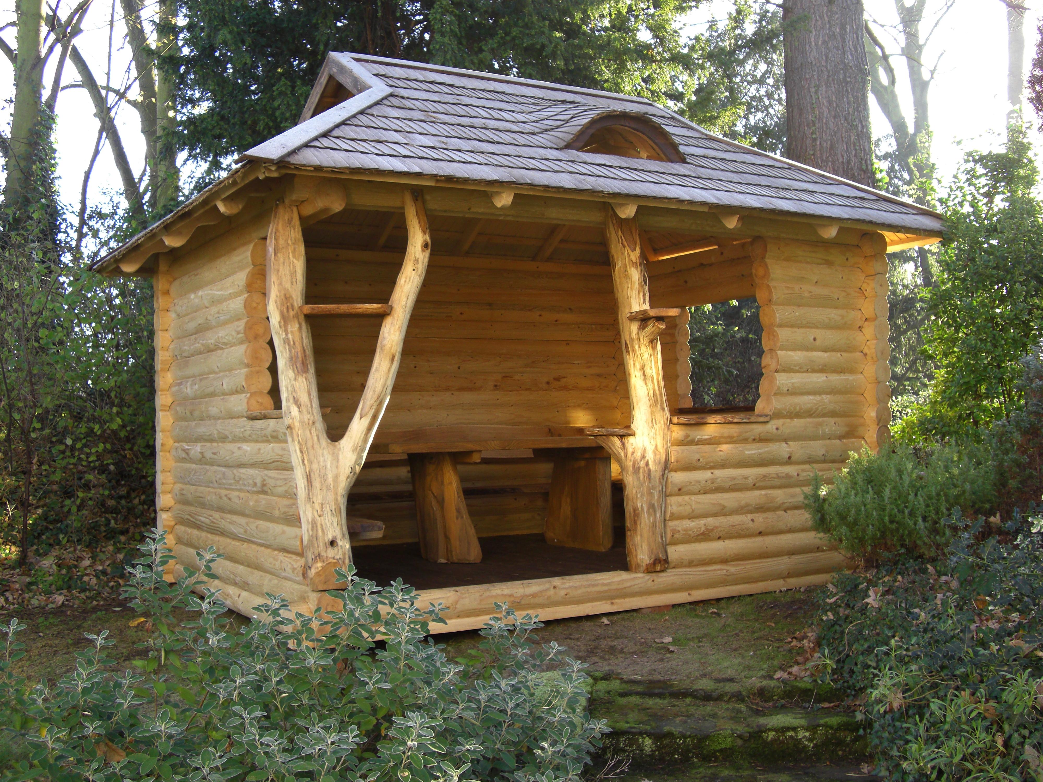 Hilton 303 Log Cabin The Rustic Company