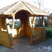 Bespoke Design Summer Houses no flooring