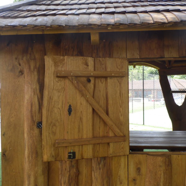 Dorchester 303 Summer House left shutters