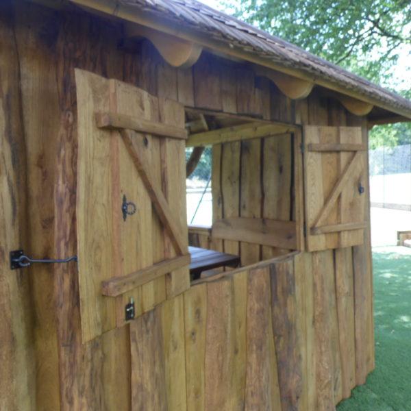 Dorchester 303 Summer House shutters