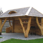 Bespoke Design Summer Houses open
