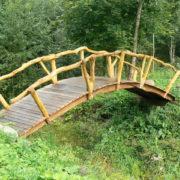 Rustic company long bridge