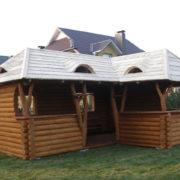 Bespoke Design Summer Houses corner