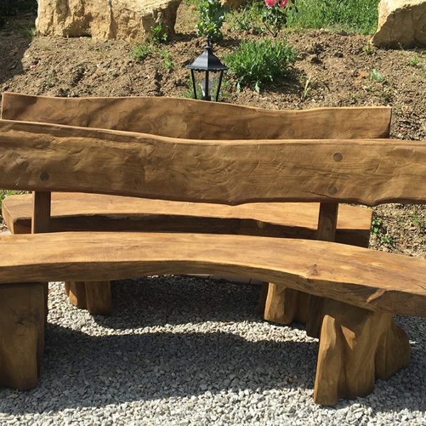 oak benches for sale