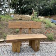 1m garden bench