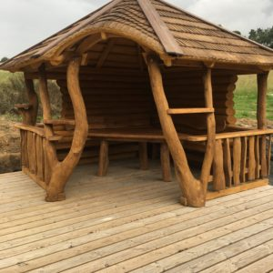 Rustic company Dorchester 202 Summer House