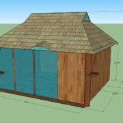 Summerhouse sketch