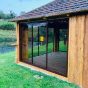 Devon summerhouse